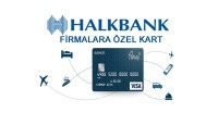 Halkbank Paraf Business Kart