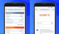 QNB Finansbank KrediGO Uygulaması