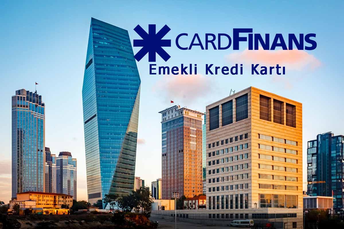 Finansbank Emekli Kartı