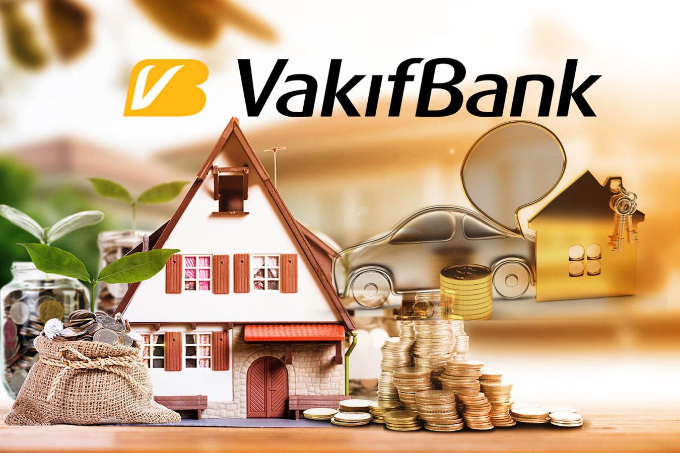 Vakıfbank kredisi