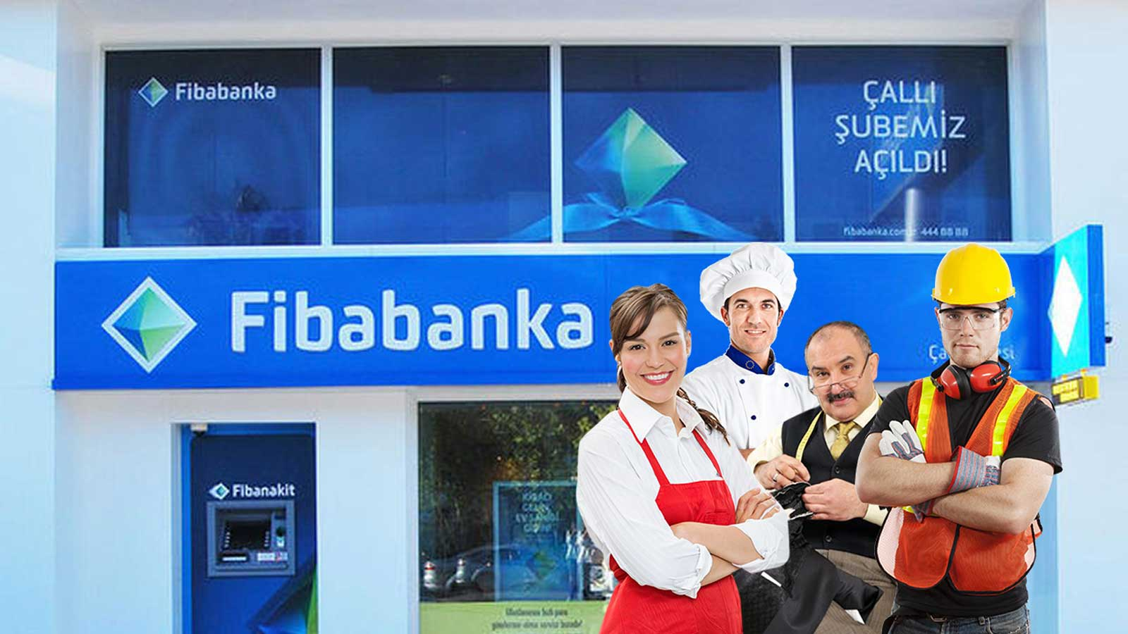 Fibabanka esnaf kredisi