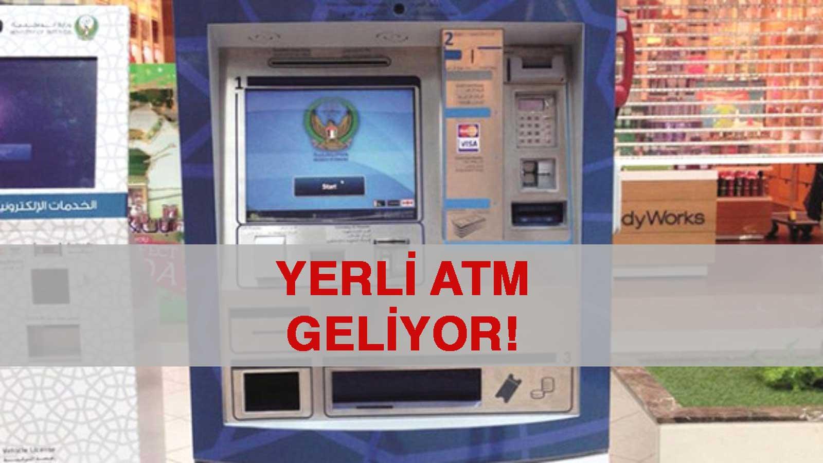 Yerli ATM